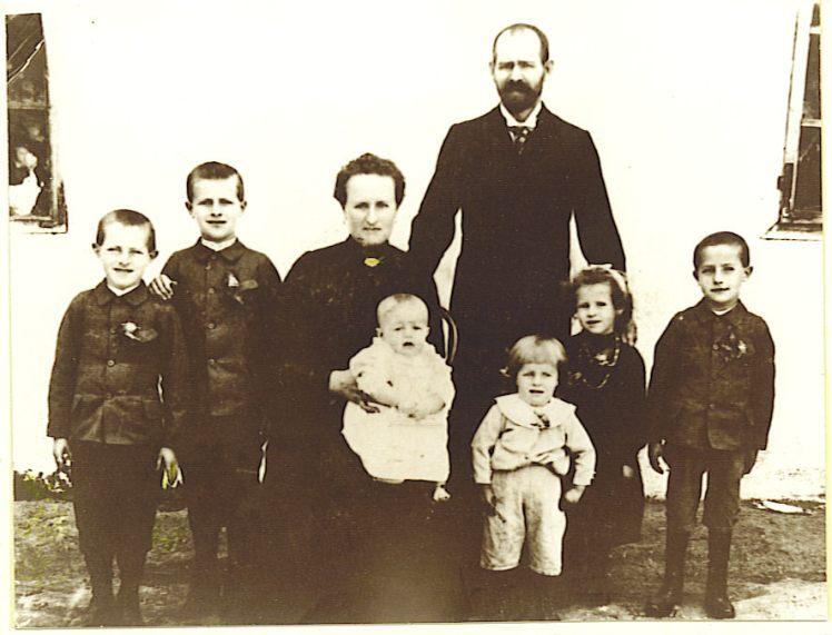 Karl Margarete Mueller 1904